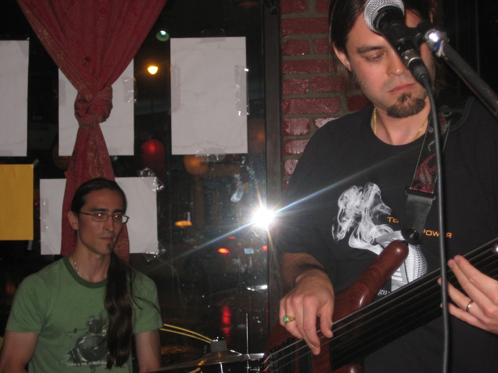 Matt Chuck US gig 2