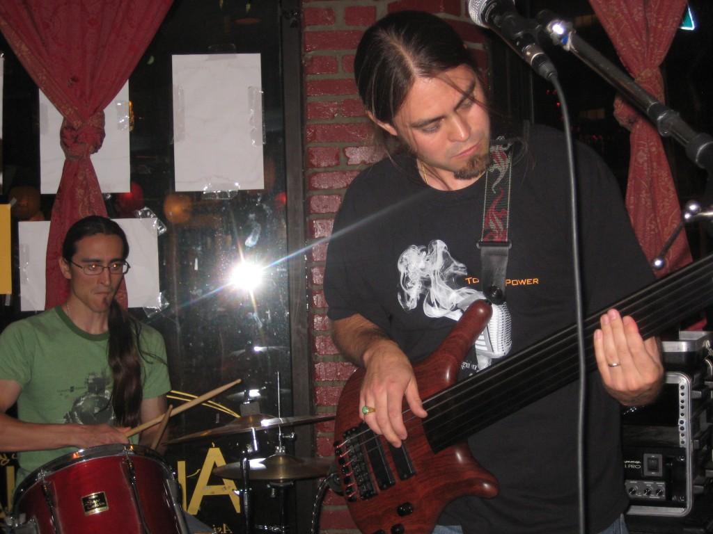 Matt Chuck US gig 3