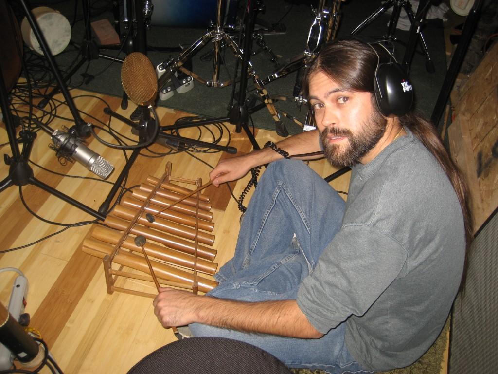 Matt Log session